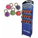 Master Lock Combination Padlock 36pc Display
