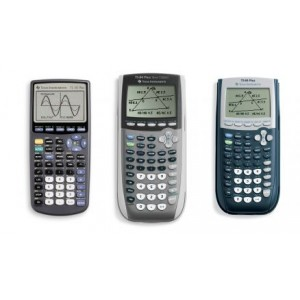 Texas Instruments Refurbished Graphing Calculators