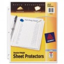 Avery Clear Sheet Protectors 10PK