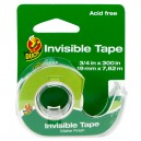 "Duck Brand 3/4"" Invisible Tape"