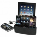 Dok 5 Device Charging Station and Bluetooth Speaker Station