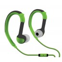 Sentry Sports Series Fitness Earphones w/Mic