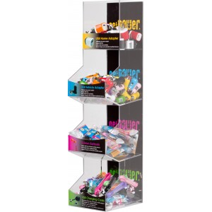 Champion 220pc Countertop Display Tower