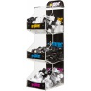 Get Power 130pc 3 Tier Counter Display