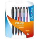 Paper Mate Ink Joy Color Ballpoint Pens 6pk
