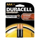 Duracell Coppertop AAA 2PK (Case: 18/54)