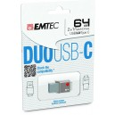 Emtec Duo USB-C Flash Drive