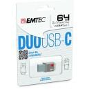 Emtec Duo USB-C Flash Drive