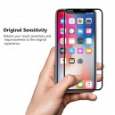 iPhone X Premium Boardered Tempered Glass Screen Protector