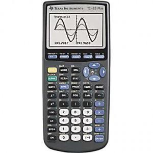 Texas Instruments Graphing Calculators